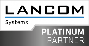LANCOM Systems - Platinum Partner