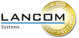 LANCOM 2018-2020 - certified expert